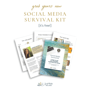 social media survival kit